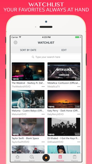 VidMate - Video Music Player