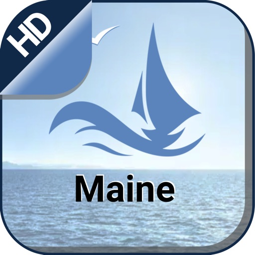 Boating Maine Nautical Charts