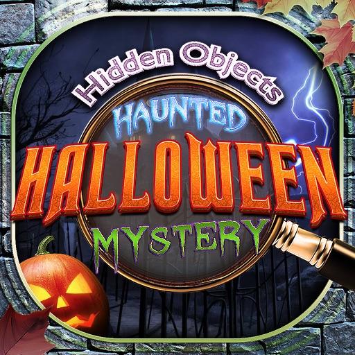 Hidden Objects Haunted Halloween Mystery Object