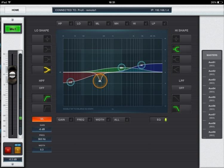 Mixtender 2 screenshot-3