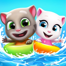 Talking Tom Pool - Puzzle Game