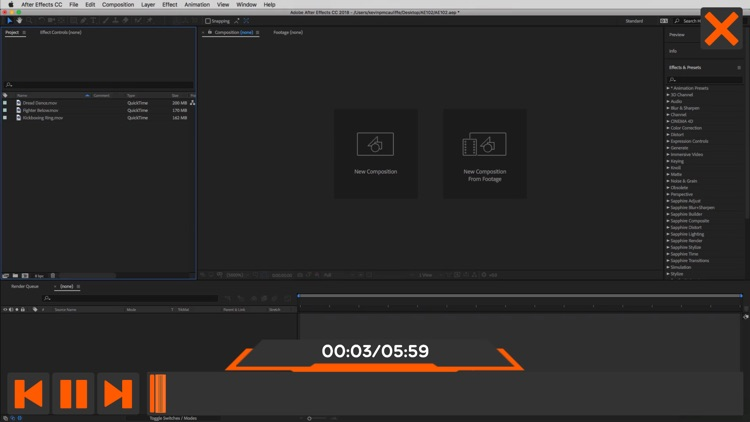 Essentials For After Effects