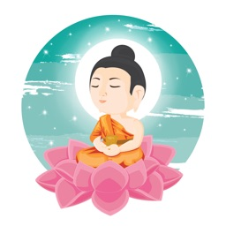 Buddha Stickers!