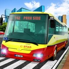 Activities of City Bus Driving Sim