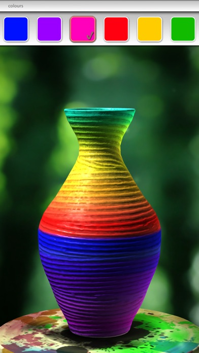 Screenshot for Let's Create! Pottery HD Lite in South Africa App Store