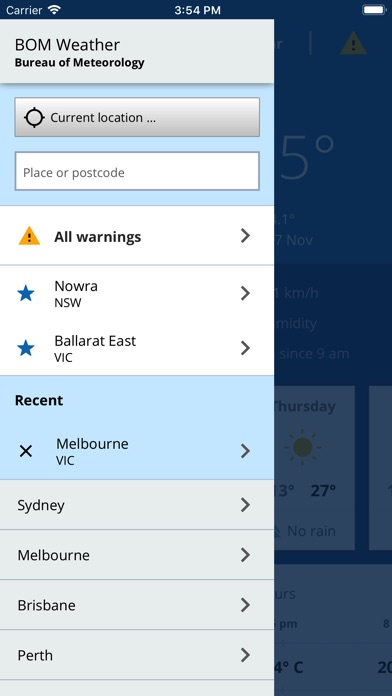 Download BOM Weather for Pc