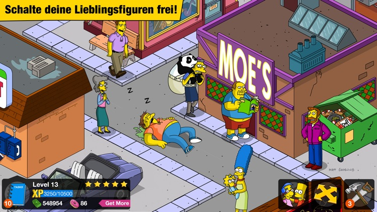 Die Simpsons™: Springfield screenshot-1