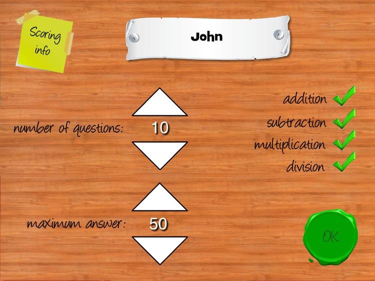 Multi-Touch Mathematics screenshot-4