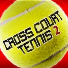 Cross Court Tennis 2 App icon
