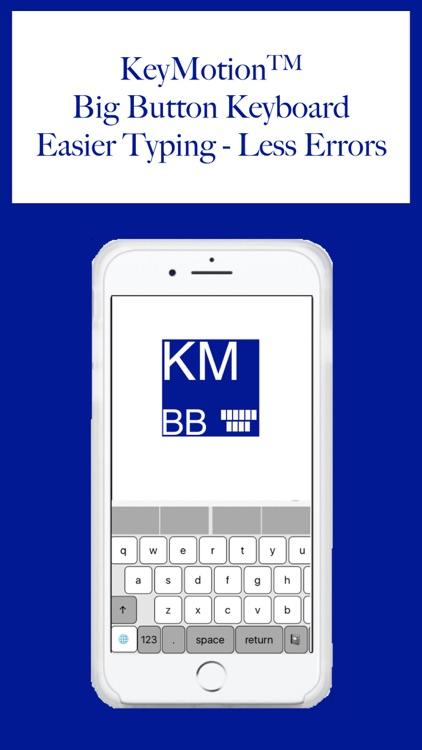 KeyMotion Big Button Keyboard screenshot-0
