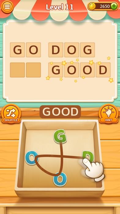 Word Shop - Brain Puzzle Games screenshot 5