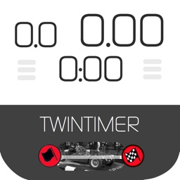 """TWINTIMER for """"iPad"""""""