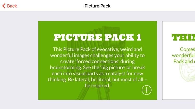 ThinkLab™ Brainstorming Tool screenshot-3