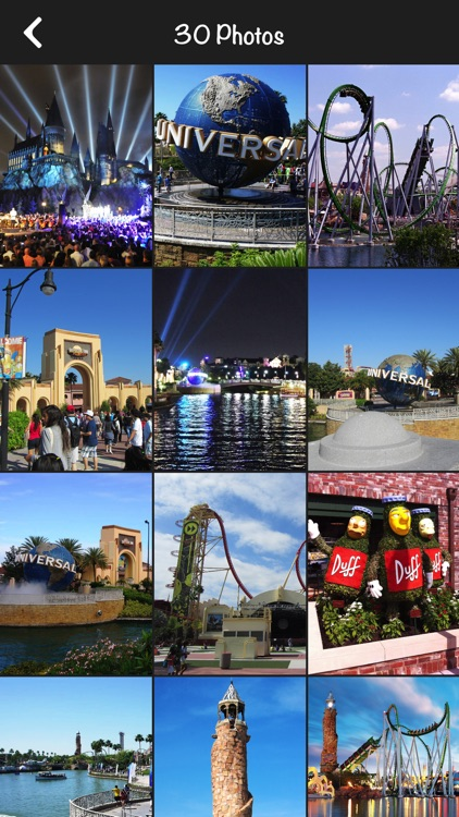 App to Universal Orlando screenshot-4