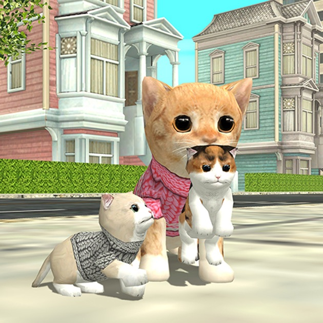 Cat Breeding Sim
