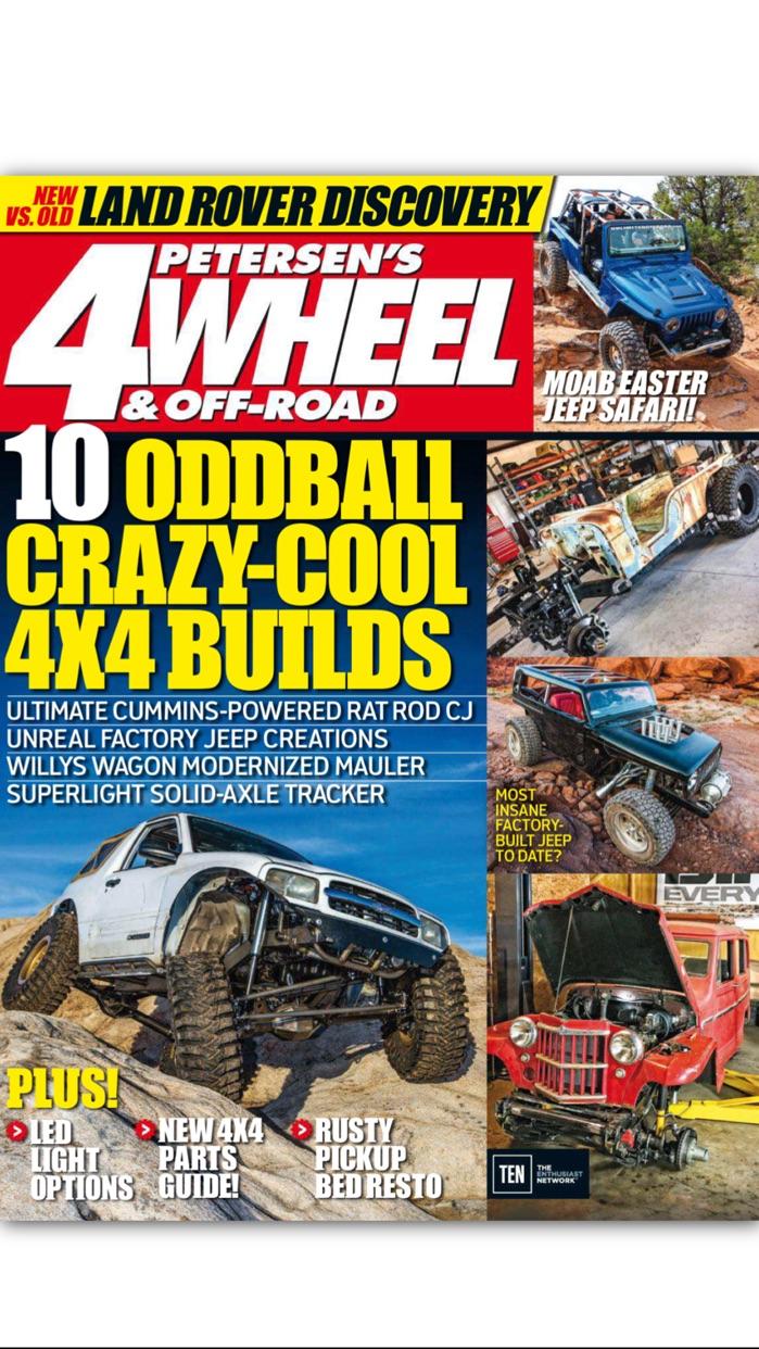 4-Wheel & Off-Road Screenshot