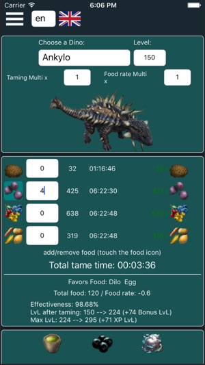 A calc pro for ark survival on the app store screenshots forumfinder Gallery