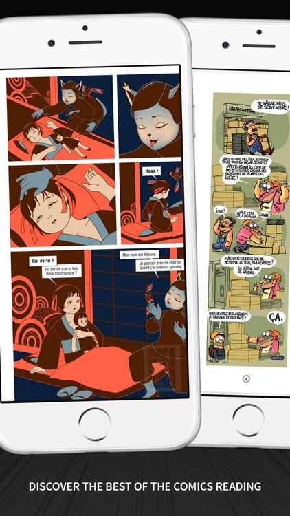 BD Comics Sequencity × Leclerc