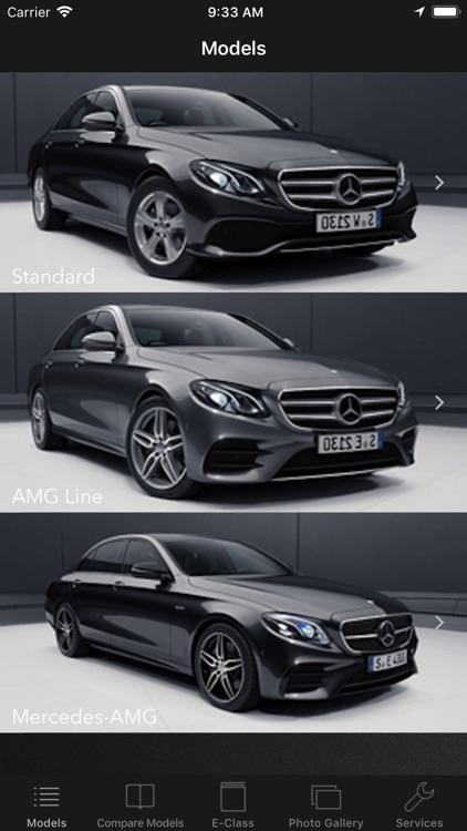CarSpecs MBZ E-Class W213 2016