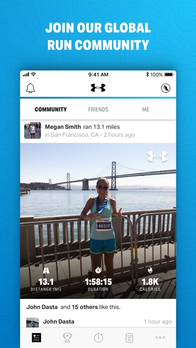 Map My Run By Under Armour App Reviews User Reviews Of Map My Run - Map my distance