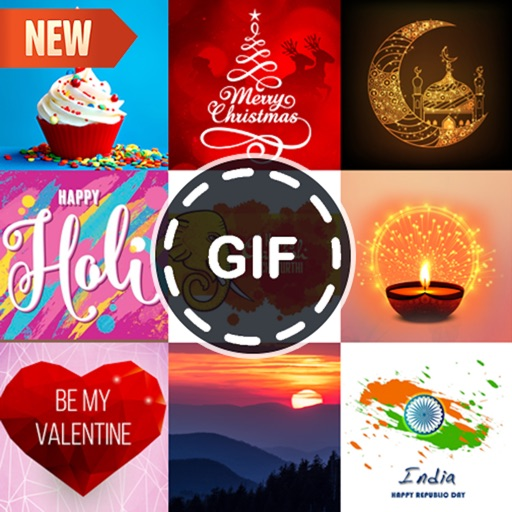 GIF Collection & Search Engine