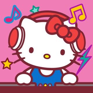 O Kitty Music Party Kawaii And Cute