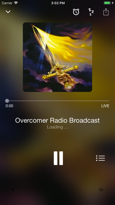 Overcomer Radio Broadcast-1