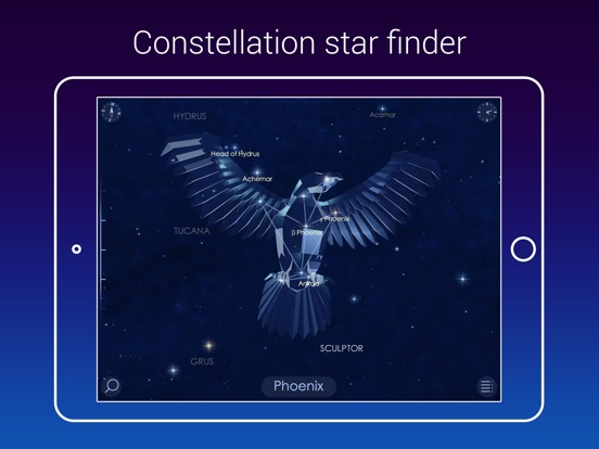 Screenshot #2 for Star Walk 2 - Night Sky Map