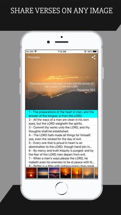 Scofield Reference Bible screenshot-6