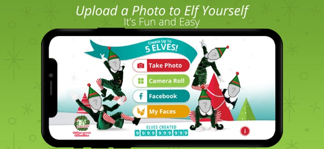 video elfyourself gratis