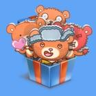 Bear STiK Sticker Pack icon