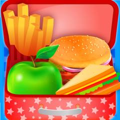 HighSchool LunchBox Maker