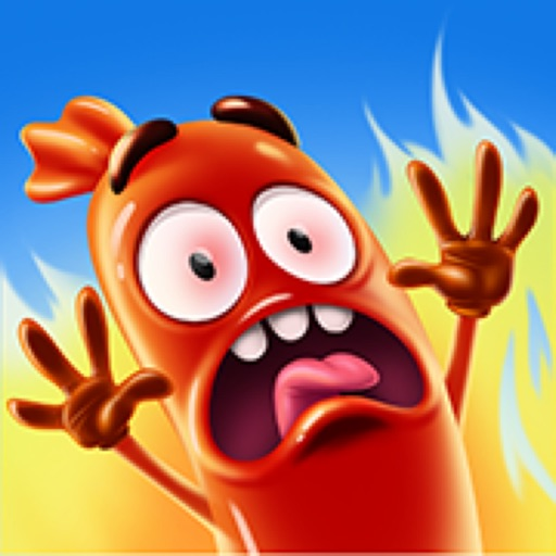 Run Sausage Run! application logo