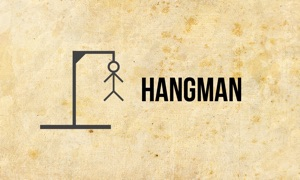 Hangman for TV