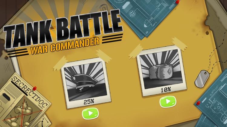 Tank Battle : War Commander screenshot-4