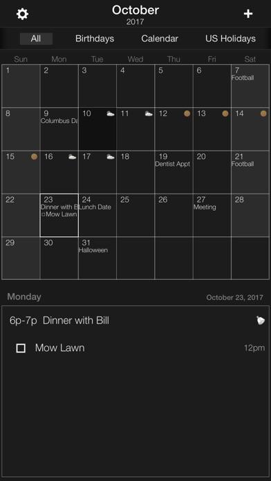 Screenshot #3 for The Grid - Calendar