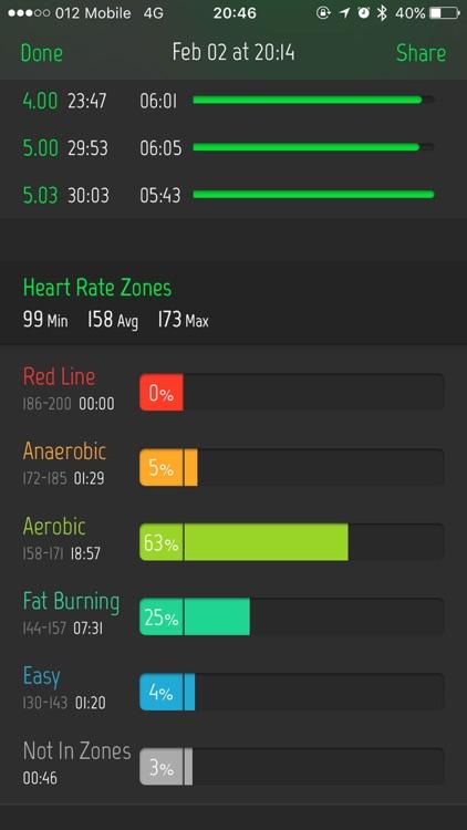 Running Distance Tracker. screenshot-4
