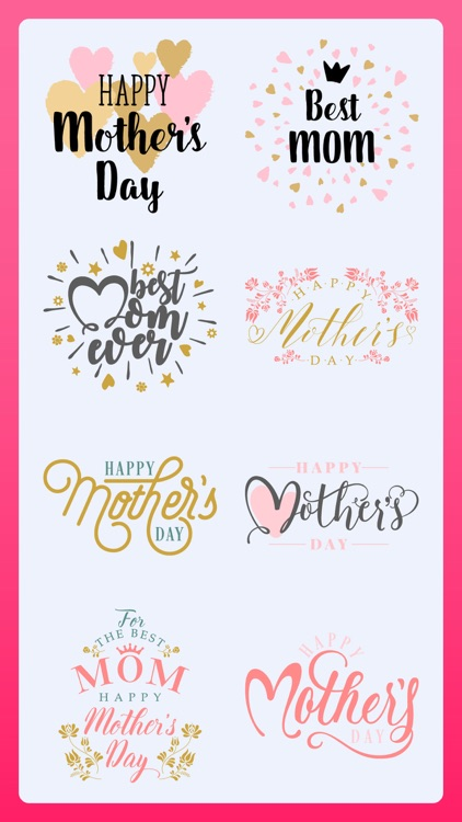 Best Mom Ever - Mother's Day