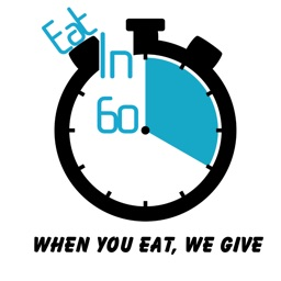 EATin60 - When You Eat We Give