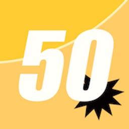 50 Spine