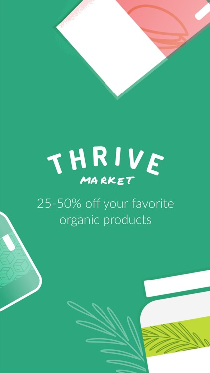 Thrive Market - shop healthy screenshot-0