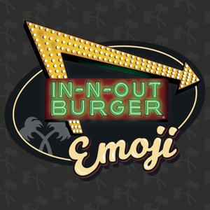 In-N-Out Emoji app