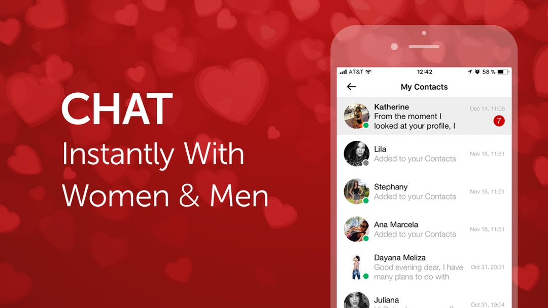 AmoLatina: Dating, Chat & More - Online Game Hack and Cheat