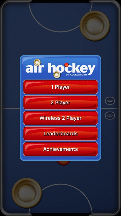 Air Hockey Gold screenshot-4