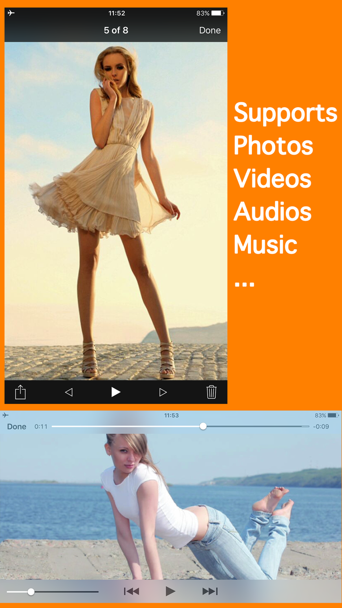 Hide Private Photos & Video-s Screenshot