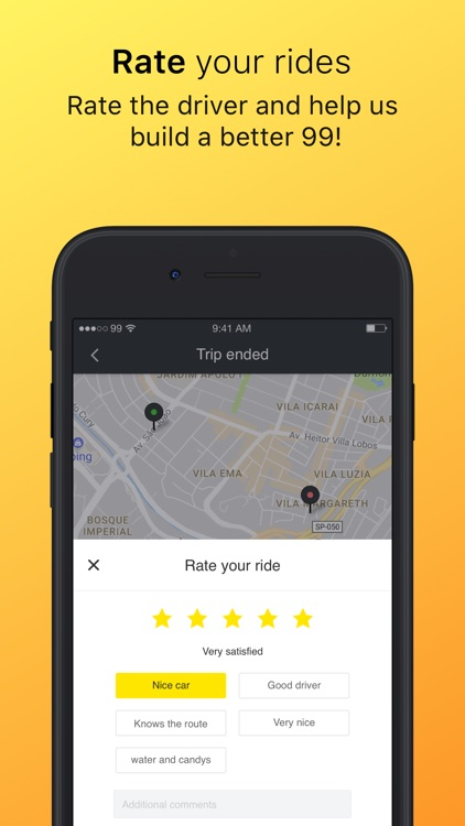 99 - Private drivers and Taxi screenshot-3