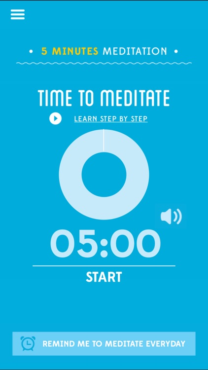 5 minutes - I Meditate screenshot-3