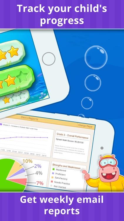 3rd Grade Math Games for Kids screenshot-4