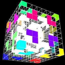 Atomic Orbital Cube