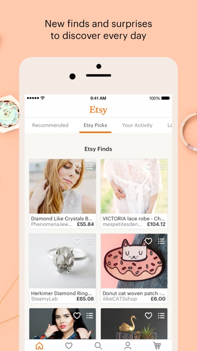 Download Etsy – Shop Creative for Pc